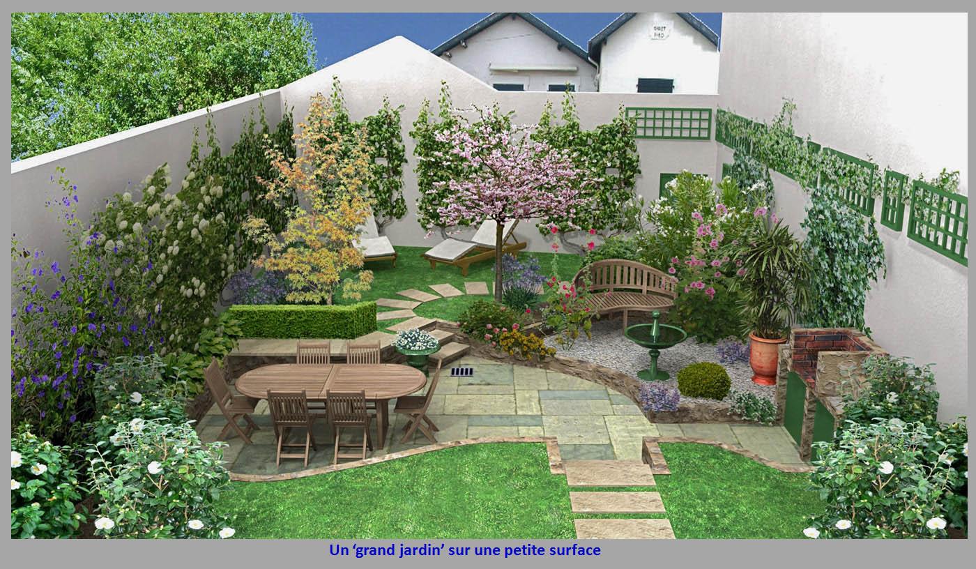 Petits jardins faire rentrer la nature for Photos de jardin